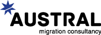 Migrate To Australia From Singapore, Malaysia, United Kingdom, South Africa, Vietnam – Austral Migration Consultancy Logo